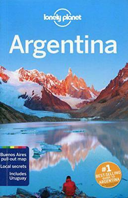 Lonely Planet Argentina (Travel Guide) by Lonely Planet   Paperback Book   97817