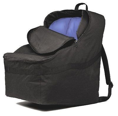 JL Childress Ultimate Backpack Padded Car Seat Travel Bag - Baby