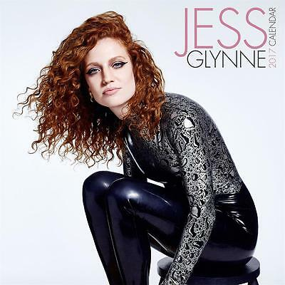 Jess Glynne Unofficial 2017 Square 12 Month Celebrity Calendar (P)
