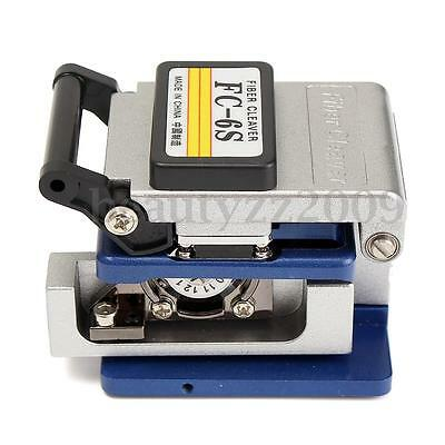 FC-6S Optical Fiber Cleaver Splicer Replace Sumitomo Electric Cut Cutting Tools