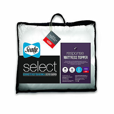Sealy Select Response Mattress Topper - Super King