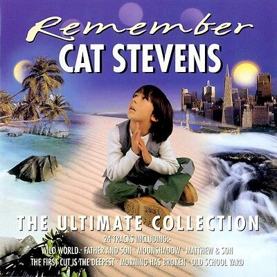 CAT STEVENS Remember The Ultimate Collection CD NEW Best Of Greatest Hits