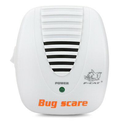 Hausen Ultrasonic Pest Repeller Plug In Pest Rodent Mouse/Mice/Rat/Spider/Insect
