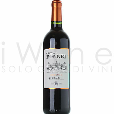 Chateau Bonnet Bordeaux Rouge Reserve 2010