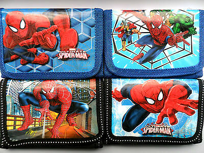 Stunning SPIDERMAN  Wallet / Purse  Four To Choose