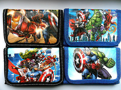 Stunning AVENGERS  Wallet / Purse  Four To Choose
