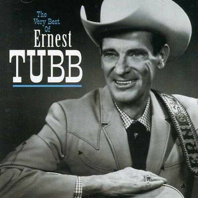 Ernest Tubb - Very Best of [New CD]