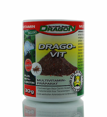 Drago Vit Multivitamin + Beta Carotin - Menge: 30g