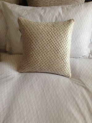 The White Company Tuscany Silver Cushion Covers 40X40 X2 - 2 SETS LEFT!!
