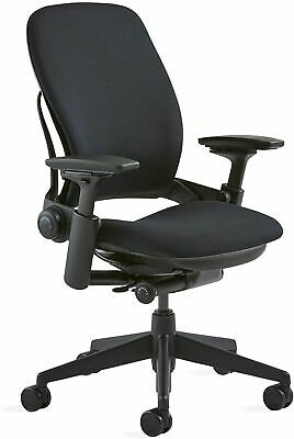 Herman Miller Aeron Chair  Titanium Open Box   Size B