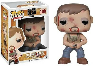 The Walking Dead - Injured Daryl - Funko Pop! Television (2014, Toy New)
