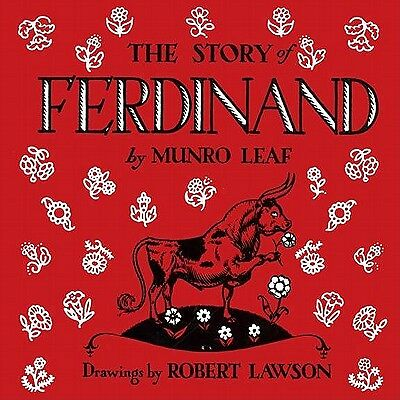 The Story of Ferdinand by Leaf, Munro 9780448456942 -Paperback