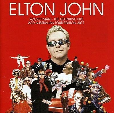 Elton John - Rocket Man: Definitive Hits [New CD] Australia - Import