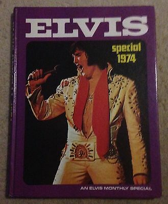ELVIS SPECIAL 1974 An Elvis Monthly Special