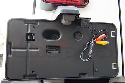 OEM Style Jeep Wrangler Camera with Light-Rear View Reverse Backup Camera