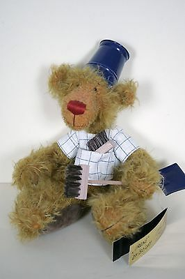 Zwergnase Bear 'irene' 2001 Collection Ltd Edition With Certicate And Box Mint