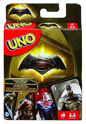 UNO (Kartenspiel), Batman v. Superman