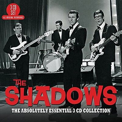 The Shadows - Absolutely Essential 3CD Collection [New CD] UK - Import