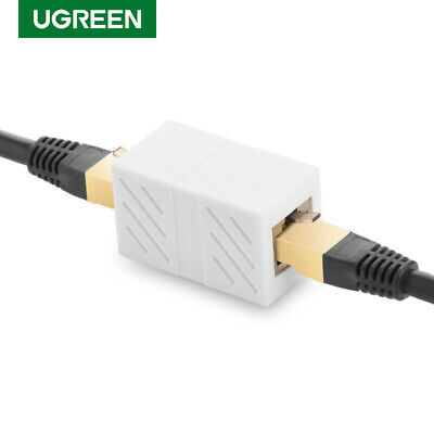 Ugreen RJ45 Cat 6 Lan Network Cable Extender Connector Ethernet Cable Adapter