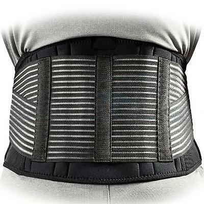 Breathable Double Pull Lower Back Support Brace Lumbar Waist Belt Sports Belt