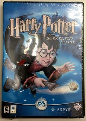 HARRY POTTER GAMES ASPYR GIOCO CD-ROM per MacOS 8.6 OR LATER MacOSX