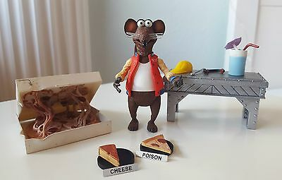 MUPPETS Jim Henson Palisades - Rizzo The Rat / Die Ratte - MUPPET SHOW Loose