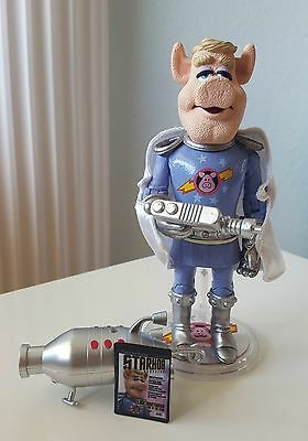 MUPPETS Jim Henson Palisades - Hogthrob - Pig in Space - MUPPET SHOW Loose