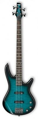 New Ibanez Electric Bass GSR370-TMS Transparent Marine Sunburst From Japan