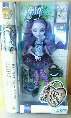 Ever After High Kitty Cheshire Doll Bnib