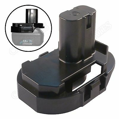 Battery Adapter for Makita BL1830 BL1815 Li-ion 3A 4.0Ah to 18V Tool 1822 1830