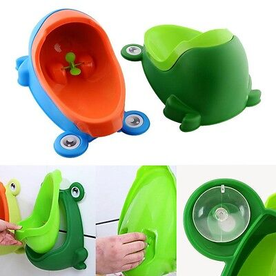 Child Kid Toddler Baby Boy Potty Portable Toilet Bathroom Urinal Pee Training