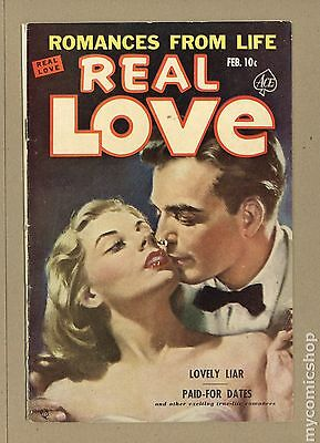 Real Love (1949-56 Ace) #44 VG 4.0