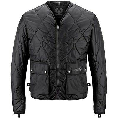 Belstaff Coventry Quilted Warmer Insert Liner Black Motorcycle   All Sizes