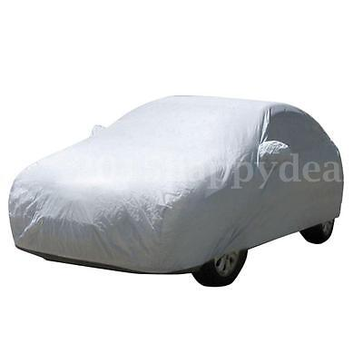Extra Large Size XL Full Car Cover UV Protection Waterproof Outdoor Breathable
