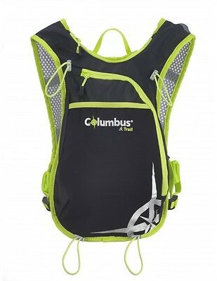 Columbus Ura 7 7 Liters Black Mochilas