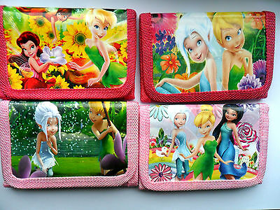 Stunning TINKERBELL Wallet / Purse  Four To Choose