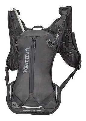 Marmot Kompressor Speed 5 Liters Black Mochilas