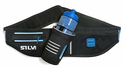 Silva Distance Frost 0.5 Liters Black   Blue Riñoneras