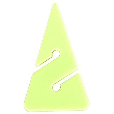 Tecnomar Direction Marker Rope  Yellow (6 pcs) Line markers