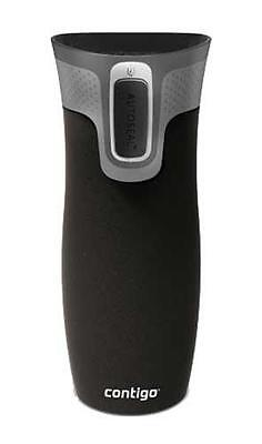 Contigo West Loop 470 ml Black Matt Termos