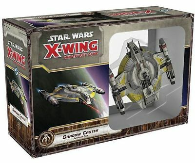 Fantasy Flight Games Star Wars X-Wing Shadow Caster Miniatures Game