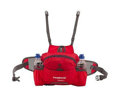 Trangoworld Tx Crab 7 Liters Red   Anthracite Riñoneras