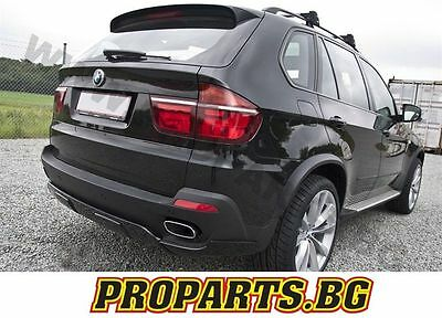 Bmw X5 E70 07-13 Fender Flares Wheel Arches Flare Trims Mouldings Extensions