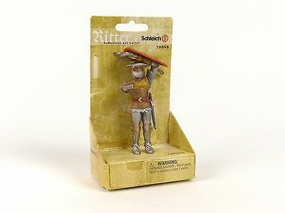 Schleich 70058 Foot Soldier Knight With Shield Medieval Fantasy Action Figure