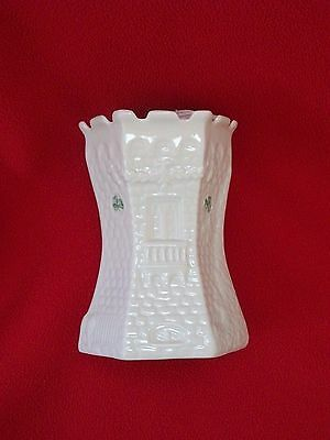 Belleek Ireland 2008 Edition Kilkenny Castle Signed By Artist Catherine Townsend