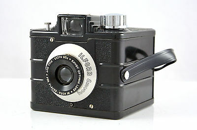 Ilford Envoy Type 3 - stylish British bakelite camera - nice example