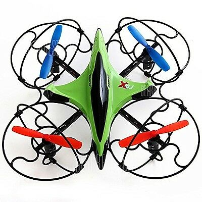 Fineco FX-3V Drone - Voice Controlled 6-Axis Gyro System 2.4 GHz 5Channel With
