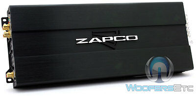Zapco St-5X Ii 5-Channel Amp 830W Rms Component Speakers Subwoofer Amplifier New