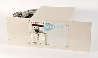 Sigma Systems CC-3 Programmable Temperature Controller/ Interface