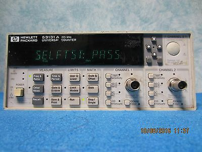 Agilent 53131A Universal Frequency Counter/Timer 225 MHz